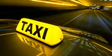 Сайт для такси